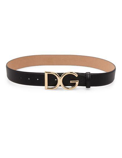 DG Millennial Logo Belt - Red