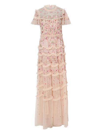 Elsie Ribbon Gown